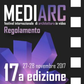 MEDIARC 2017 – Regolamento